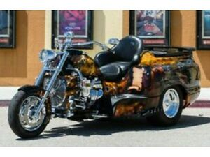 2006 ZZ4 BHC EXTREMELY CUSTOM SIERRA BODY TRIKE WITH ONLY 18000 MILES ON IT!