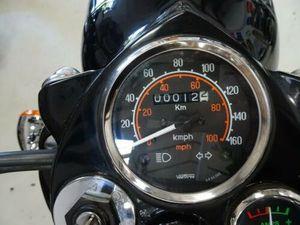 ROYAL ENFIELD 500 ES DELUXE NEU SELTEN 5-GANG E-STARTER