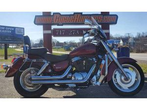 2007 HONDA SHADOW SABRE 1100