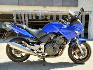 NETTE HONDA CBF 600 SA ABS - 2007 - BLAUW - 51.500 KM