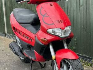 GILERA RUNNER 125 SP 2 STROKE BACK FOR SALE DUE TO TIME WASTER | IN GREENFORD, LONDON | GU