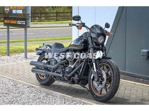 USED HARLEY-DAVIDSON SOFTAIL FXLRS LOW RIDER S FOR SALE IN GLASGOW