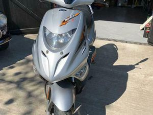 2008 50CC SCOOTER ADLY | IN IPSWICH, SUFFOLK | GUMTREE
