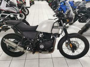 2019 (19) ROYAL ENFIELD HIMALAYAN WITH 1800 MILES