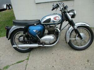 1965 BSA THUNDERBOLT 050321