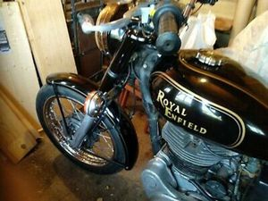 ROYAL ENFIELD BULLET 500 ELECTRIC START