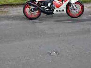 1998 YAMAHA TZR 250 2XT
