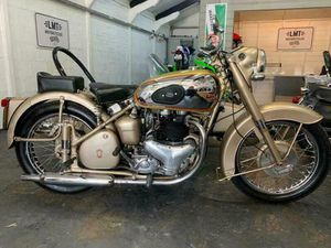 1956 BSA A10 GOLDEN FLASH 650CC, SIDE CAR COMBINATION, MUST SEE | IN KETTERING, NORTHAMPTO