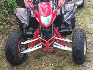 QUAD AUTOMATIQUE