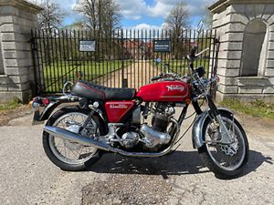 NORTON COMMANDO 850 ROADSTER, WITH ALTON ELECTRIC START