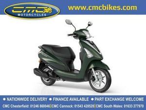 YAMAHA DELIGHT 125CC SCOOTER 2020 6.9% APR FROM CMC MOTORCYCLES