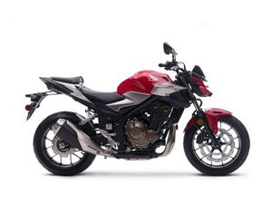 HONDA CB500F 2019 NEW MOTORCYCLE FOR SALE IN TIMMINS