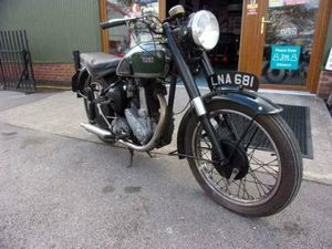 BSA B31 350 1950 | IN RUGELEY, STAFFORDSHIRE | GUMTREE