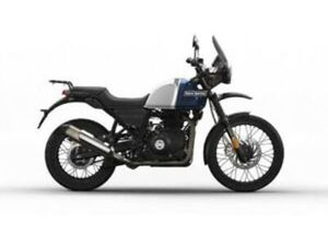2021 ROYAL ENFIELD HIMALAYAN LAKE BLUE IN LAKE BLUE