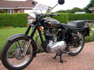 ROYAL ENFIELD BULLET 350, 2008, ONE OWNER FROM NEW | IN FILEY, NORTH YORKSHIRE | GUMTREE
