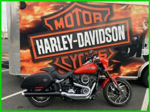 2020 HARLEY-DAVIDSON SOFTAIL SPORT GLIDE USED