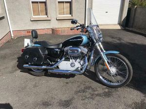 HARLEY-DAVIDSON SPORTSTER , WITH 1798 MILES FROM NEW | IN CRAIGAVON, COUNTY ARMAGH | GUMTR