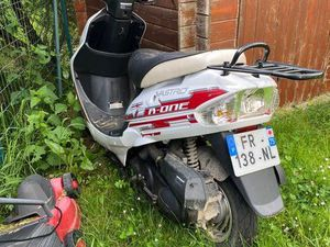 SCOOTER VASTRO R-ONE 4T