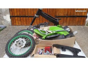 DIRT BIKE APOLLO ORION AGB 29 - 125 CC
