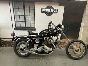 NORTON COMMANDO 850 1974 BARN FIND RESTORATION PROJECT CHOPPER MATCHING NUMBERS