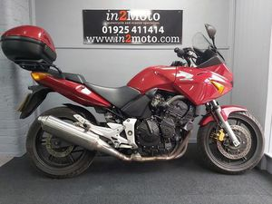 HONDA CBF600 SA-5 599CC