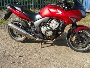 HONDA, CBF, 2008, 599 (CC) | IN CAMBRIDGE, CAMBRIDGESHIRE | GUMTREE