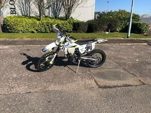 HUSQVARNA FE450 2020 FOR SALE | IN STONEHOUSE, SOUTH LANARKSHIRE | GUMTREE
