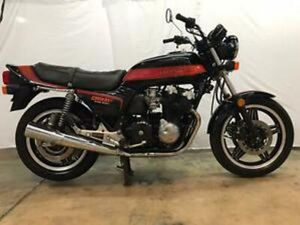 1981 HONDA CB900F LOW MILES ORIGINAL COLLECTOR RARE SURVIVOR