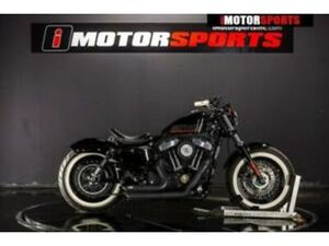2015 HARLEY-DAVIDSON XL1200X - SPORTSTER FORTY-EIGHT, BLK WITH 3985 MILES AVAILA
