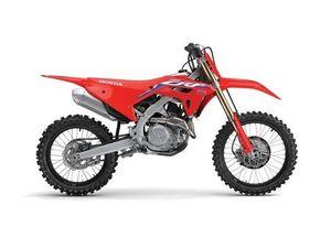 HONDA CRF450R 2022 NEW MOTORCYCLE FOR SALE IN SAINT-MATHIAS-SUR-RICHELIEU