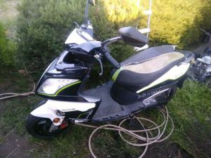 MONZA2 50CC SCOOTER $400FIRM