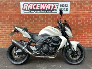 KAWASAKI Z750 2012 12 REG 9,591 MILES BLUE USED MOTORCYCLE 748CC | IN FLEETWOOD, LANCASHIR