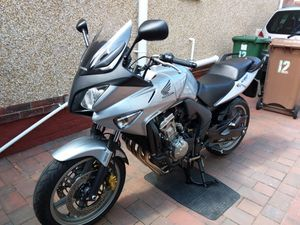 HONDA CBF600 SA8 ABS WITH JUST 2,372 MILES | IN BEBINGTON, MERSEYSIDE | GUMTREE