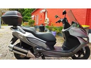 SCOOTER DAELIM 125 CM2 S3 TOURING