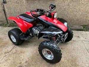 HONDA TRX300EX QUAD BIKE VERY RARE YEAR 2000 + REVERSE GEAR, GREAT CONDITION ATV