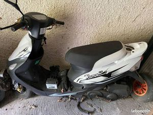 SCOOTER 50CC 4T