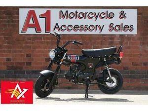 BULLIT MOTORCYCLES HERITAGE 50CC