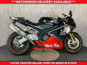 APRILIA RSV1000 RSV MILLE R FACTORY EVO EXHAUST PIPES 2005 55 | IN LOW MOOR, WEST YORKSHIR