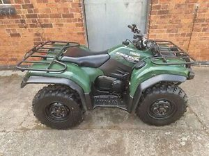 YAMAHA GRIZZLY 450 4WD 4X4 POWER STEERING QUAD ATV 2014 MODEL