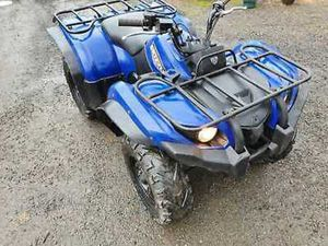 YAMAHA GRIZZLY 450 AUTOMATIC 4X4 FARM QUAD BIKE ATV AGRI CAN BE ROAD REGISTERED