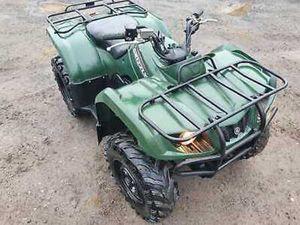 YAMAHA GRIZZLY 350 AUTOMATIC 4X4 IDEAL EQUESTRIAN FARM QUAD BIKE ATV AGRI
