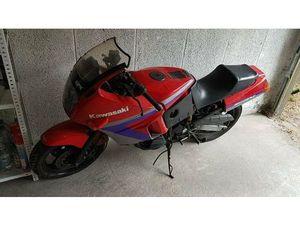 KAWASAKI GPX 600 R MOTORRAD MOPED BASTEL MASCHINE