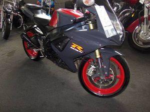 2011 SUZUKI GSXR 750