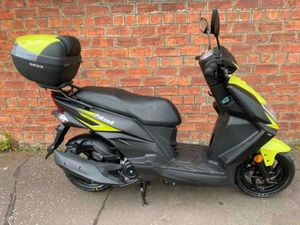 SYM MASK 50CC E5 LEARNER LEGAL OWN THIS BIKE FOR ONLY £9.37 A WEEK   IN SOUTHSIDE, GLASGOW