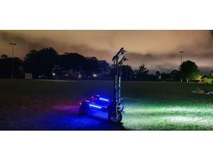 2 DRAGON GTR ELECTRIC ALL-TERRAIN SCOOTERS FOR ADULTS