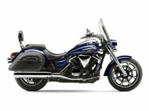 2015 YAMAHA V STAR® 950 TOURER, BLUE WITH 15352 MILES AVAILABLE NOW!