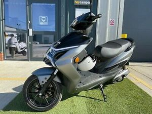 ELECTRIC MOPED EQUIV 50CC - 45-90 MILE RANGE AT 30 MPH