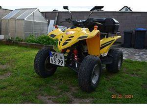 ADLY ATV 300S