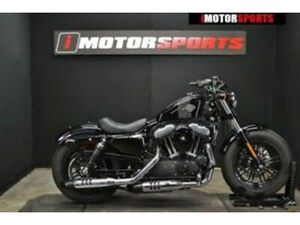 2017 HARLEY-DAVIDSON XL1200X - FORTY-EIGHT, BLK WITH 148 MILES AVAILABLE NOW!