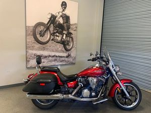 YAMAHA V-STAR® 950 TOURER 2013 USED MOTORCYCLE FOR SALE IN KELOWNA